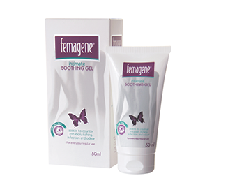 FEMAGENE® INTIMATE SOOTHING GEL 50 ML